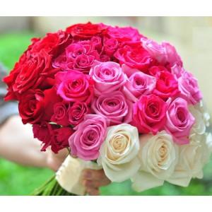 Собери свой букет роз, 70 см.