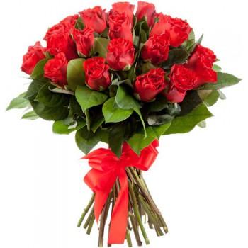 """25 красных роз"""
