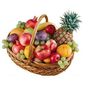 Корзина фруктовая №1