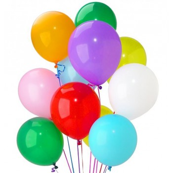 Гелиевые шары (набор)