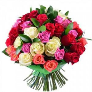 Собери свой букет роз!